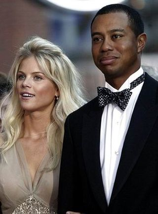 Tiger woods and elin