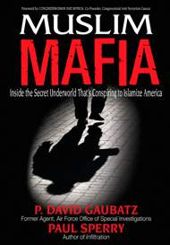 Muslim Mafia - book cover