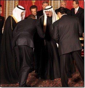 Obama-bows-saudi