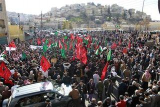 Jordanian-protests