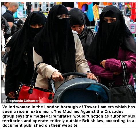 Islamic emeriates
