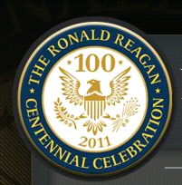 Ronald Reagan Centennial Seal