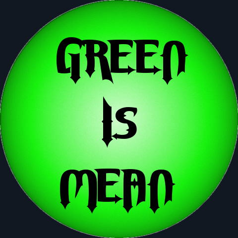 GreenIsMean