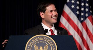 Marco-Rubio-speaks-at-the-Ronald-Reagan-Presidential-Library-in-California