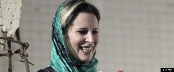 GaddafiAisha