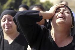 Egypt Copt Christians violence