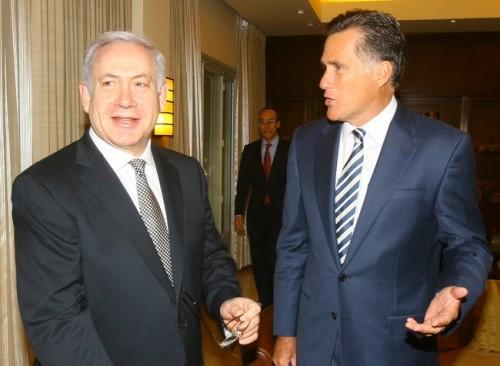 Romney-Netanyahu