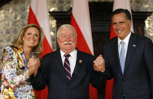 Romney-walesa