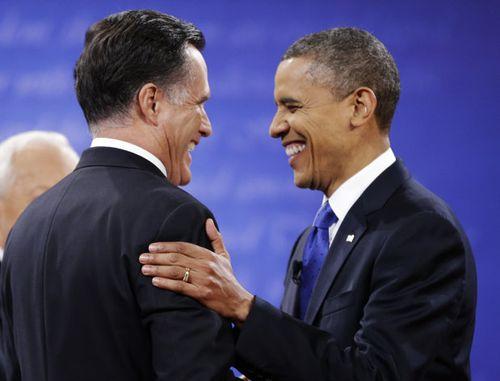 Presidential Debate Finale