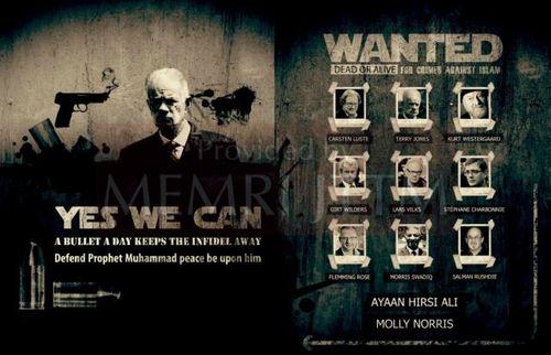 Al Qaeda Wanted Poster