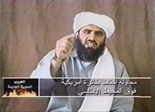 Bin-Laden-son-in-law-Sulaiman Abu Ghaith