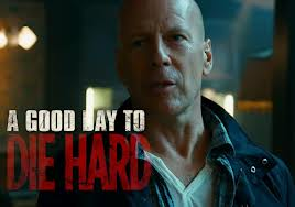 BruceWillis A good day to