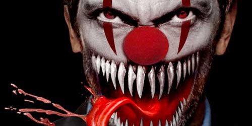 Scarry clown pshorror27