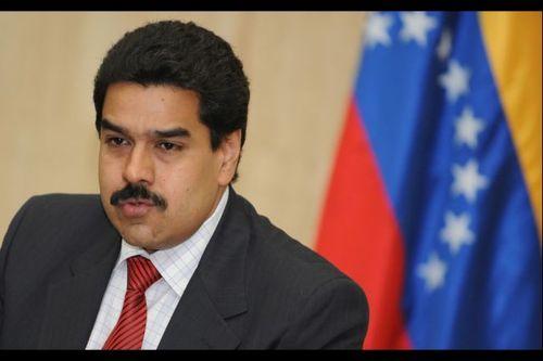Venezuelan acting president nicolas_maduro_hugo_chavez_successor_venezuela