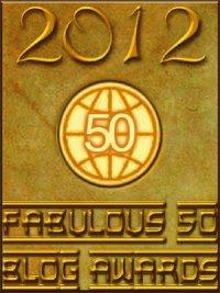 FabulousFiftyBlogAwards