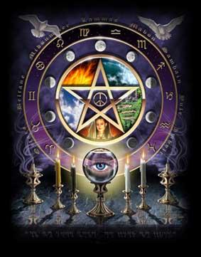 Wicca-satanic