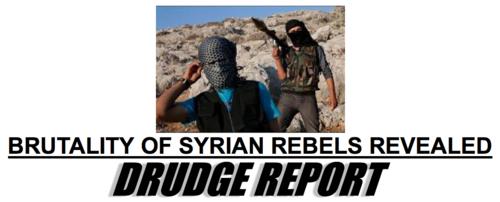 SyriaRebelsBrutal