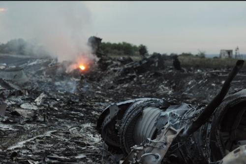 Malaysian Flight 17