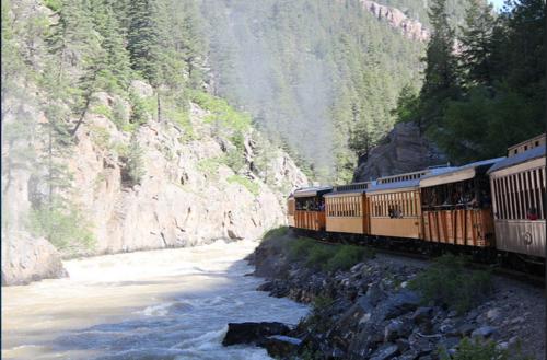 TrainBend