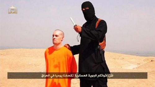 Beheaded Journalist James Foley