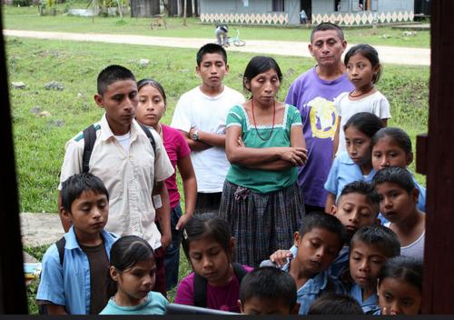 Belize people 2015
