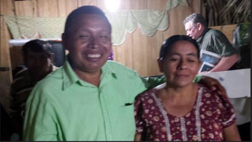 Belize pastor wife 2015